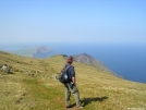 Dingle Way Ireland - CH gazes at Atlantic by Cookerhiker in Other Trails