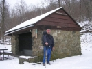 Bear Fence Hut, Shenandoah NP by Cookerhiker in Virginia & West Virginia Shelters