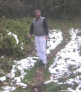 Cookerhiker checks out trail