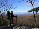 Cookerhiker atop Mt. Egbert, NY by Cookerhiker in Section Hikers