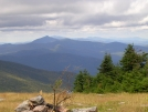 Camels Hump & Mansfield from Mt. Ellen by Cookerhiker in Long Trail