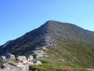 Looking up Katahdin to Tableland by Cookerhiker in Views in Maine