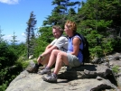 Cookerhiker & Deb in Catskills by Cookerhiker in Day Hikers