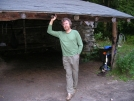 Cookerhiker at Governor Clement Shelter by Cookerhiker in Vermont Shelters