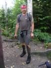 Cookerhiker takes a mudbath by Cookerhiker in Long Trail