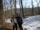 Deb & Cookerhiker start their hike by Cookerhiker in Section Hikers