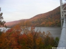 Fall colors across Hudson