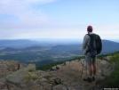 Hikerhead views the Shenandoah Valley by Cookerhiker in Views in Virginia & West Virginia