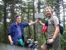 Northern Harrier & Cookerhiker at Mt. Ellen by Cookerhiker in Long Trail