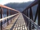 James River Foot bridge by Cookerhiker in Trail & Blazes in Virginia & West Virginia