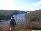 Scarf overlooks Canopus Lake, NY by Cookerhiker in Section Hikers