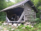 Kid Gore Shelter by Cookerhiker in Vermont Shelters