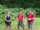 Kristen, Comet, SagButt by Cookerhiker in Thru - Hikers