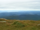 Lake Champlain from Camels Hump by Cookerhiker in Long Trail