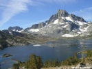JMT - Mt Davis & Thousand Island Lake