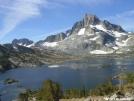 JMT - Mt Davis & Thousand Island Lake