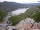 Potomac River from Weverton Cliffs