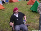 Sly chillin' by Cookerhiker in 2006 Trail Days