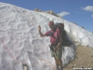 JMT - Snow blocks the Trail by Cookerhiker in Other Trails