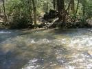 Stony Creek sans bridge by Cookerhiker in Trail & Blazes in Virginia & West Virginia