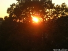 Windy Point sunset