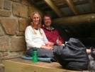 Scarf & Cookerhiker by Cookerhiker in North Carolina & Tennessee Shelters