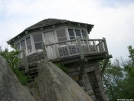 Mt Cammerer Fire Tower by Cookerhiker in Views in North Carolina & Tennessee