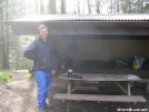 Cherry Gap Shelter by Cookerhiker in North Carolina & Tennessee Shelters