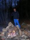 Cookerhiker savors Deb\'s fire