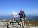 Cookerhiker reaches Saddleback by Cookerhiker in Views in Maine