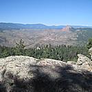 High point of Seg. 1 Colorado Trail thruhike 2011