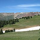 Near Georgia Pass - Colorado Trail thruhike 2011