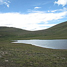 Unnamed lake on Colorado Trail, Segment 21 by Cookerhiker in Colorado Trail