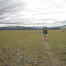 Storm clouds gather on Snow Mesa by Cookerhiker in Colorado Trail