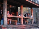 Sassafras Gap Shelter by Cookerhiker in North Carolina & Tennessee Shelters