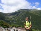 Deb W On Boott Spur Trail