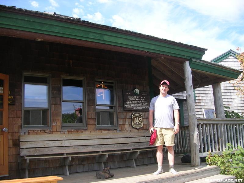 Hikerhead At Zealand Hut