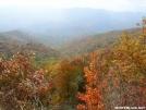 Fall colors near Fontana