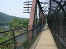 Potomac River Bridge - AT To Harpers Ferry