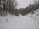 Winter On Great Allegheny Passage by Cookerhiker in Other Trails
