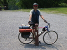 Cookerhiker Ends Ride in Harpers Ferry by Cookerhiker in Virginia & West Virginia Trail Towns