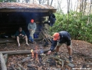 Cold Spring Shelter by Cookerhiker in North Carolina & Tennessee Shelters