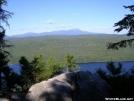 Katahdin from Nesuntabunt by Cookerhiker in Views in Maine