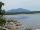 Katahdin from Pemadumcook by Cookerhiker in Views in Maine