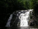 Laurel Falls again by Cookerhiker in Views in North Carolina & Tennessee