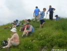 Lunch atop Big Bald by Cookerhiker in Day Hikers