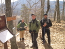 Hiking To McAfee Knob