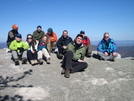 Atop McAfee Knob by Cookerhiker in Day Hikers