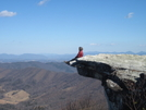 Cookerhiker On Mcafee Knob by Cookerhiker in Day Hikers