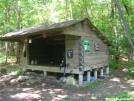 Morgan Stewart Shelter by Cookerhiker in New Jersey & New York Shelters